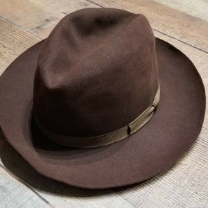 Royal Stetson Playboy Hat Fedora Brown Ribbon 7